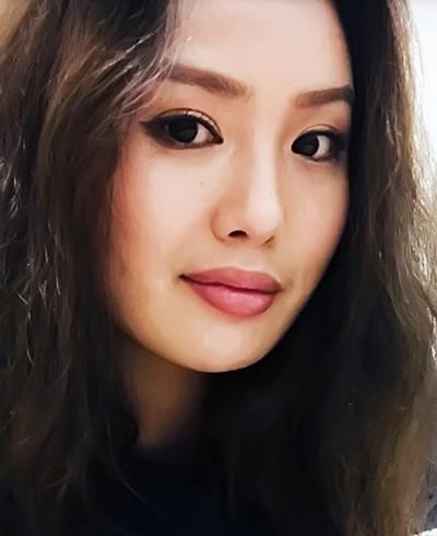 Beautiful Mongolian Women